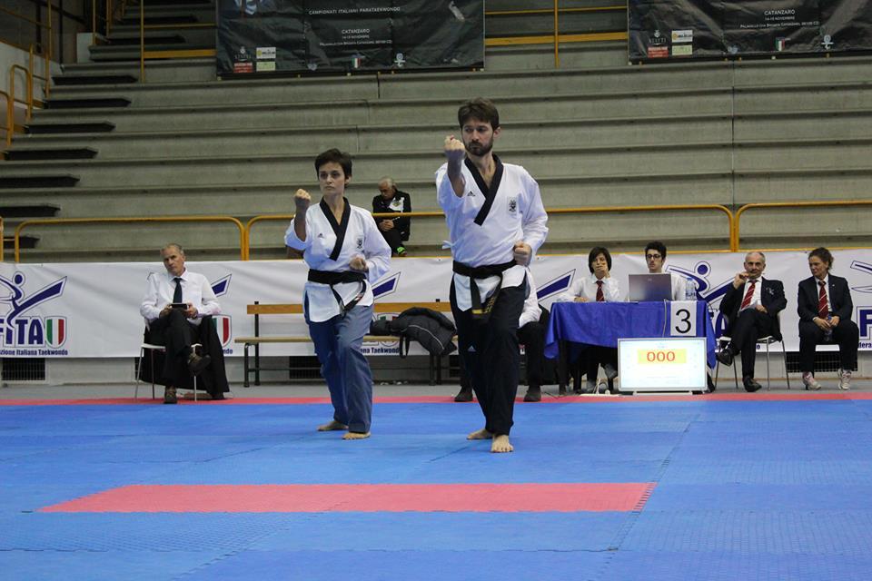 Vito e Lucia Coppia D'oro al torneo nazionale categoria senior 2