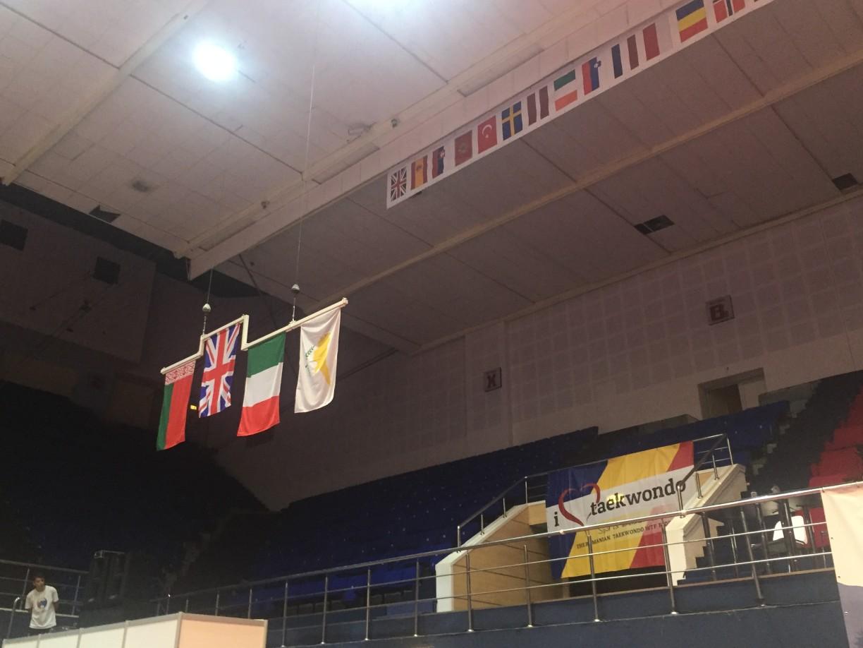 Bandiera Italia E' sempre un emozione viverla ... gioia rappresentare il proprio paese