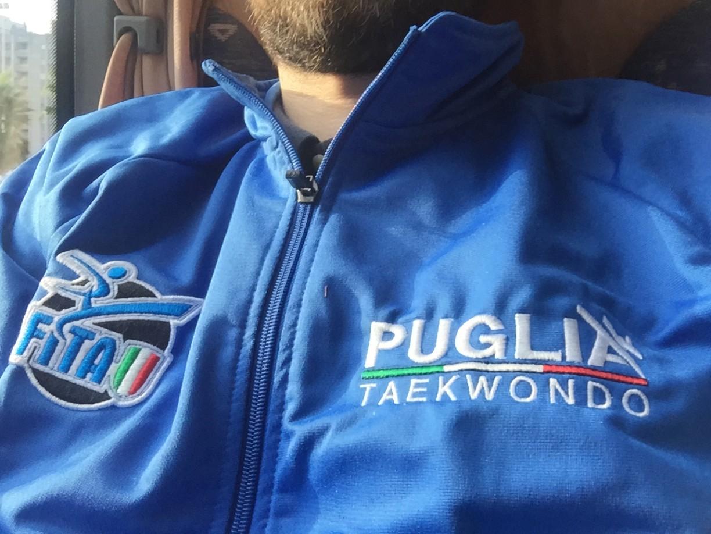 Squadra Regionale Puglia Taekwondo